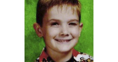 This undated photo provided by the Aurora, Ill., Police Department shows missing child, Timmothy Pitzen