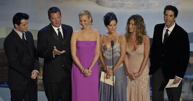 cast of 'Friends'