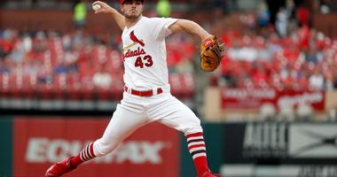 Dakota Hudson and relievers one-hit the Brewers as the Cardinals win 3-0