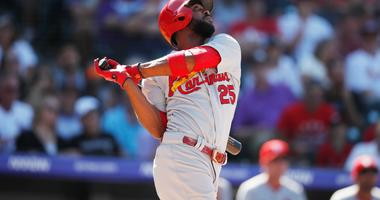 Sleepy Cardinals bats wake up in Colorado in 10-3 win