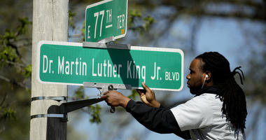 Kansas City votes to remove King's name from historic street