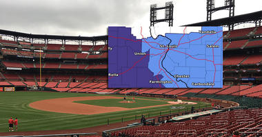 Freeze warnings, frost advisories for parts of the metro, cold temps for Cardinals game