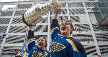 Blues sign Sammy Blais to one-year, one-way contract