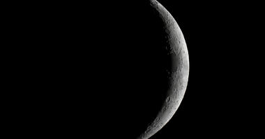 waxing moon phase
