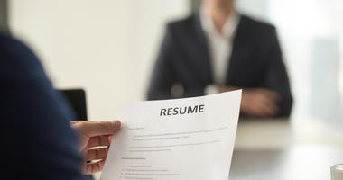 resume interview