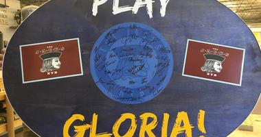 Laila Anderson decides to donate funds of Jacks NYB Play Gloria table to kids in need