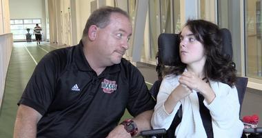 Jay Murry, the Voice of the Bears will run a ultramarathon for Ellie McCool.