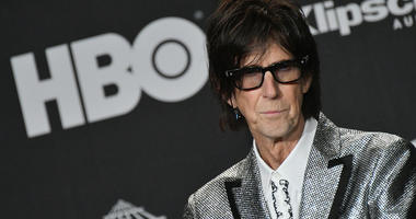 Inductee Ric Ocasek of The Cars attends the 33rd Annual Rock & Roll Hall of Fame Induction Ceremony at Public Auditorium on April 14, 2018 in Cleveland, Ohio
