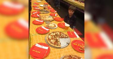 6-year-old Teddy Mazzini's birthday party