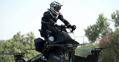 Dubai Police will soon have officers fighting crime aboard hoverbikes.