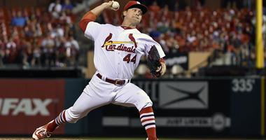 St. Louis Cardinals relief pitcher Trevor Rosenthal.