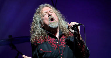 Robert Plant and the Sensational Space Shifters perform at the Murat Theatre in Old National Centre