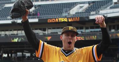 Pittsburgh Pirates starting pitcher Jameson Taillon