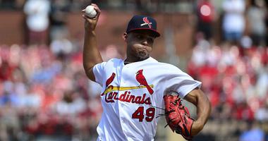 St. Louis Cardinals pitcher Jordan Hicks.