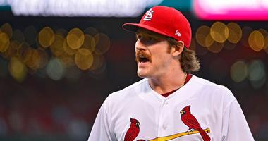 St. Louis Cardinals starting pitcher Miles Mikolas.