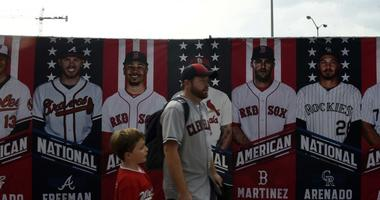 Fans at 2018 MLB All-Star Game