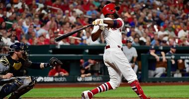 Dexter Fowler drives in four as Cardinals rout Brewers 9-4