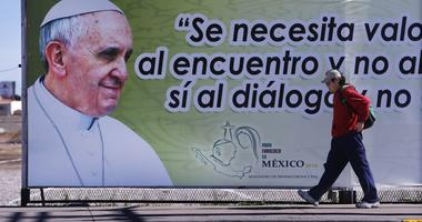 Pope Francis in Mexico
