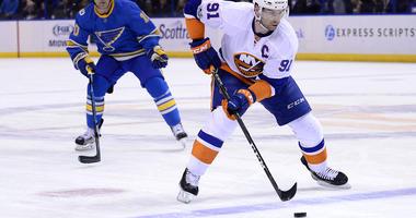 New York Islanders center John Tavares