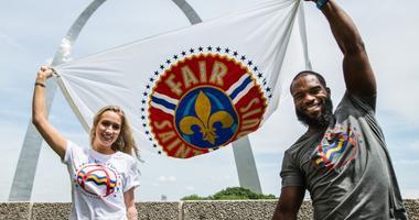 Arch Apparel and Fair Saint Louis partnership