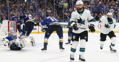 St. Louis Blues vs San Jose Sharks