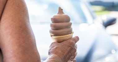 Dairy Queen cone