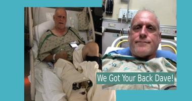 St. Louis jazz guitarist Dave Black in hospital