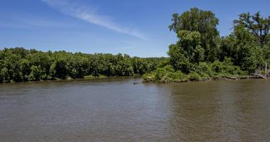 Mississippi River near Hannibal