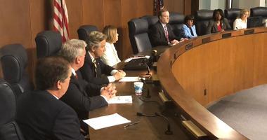 meeting to decide interim county executive