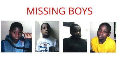 Webster Groves missing boys