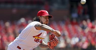 St. Louis Cardinals pitcher Carlos Martinez.