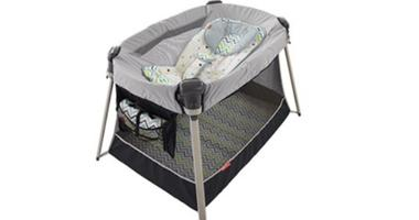 Fisher-Price Recalls Inclined Sleeper Accessory Included with Ultra-Lite Day & Night Play Yards