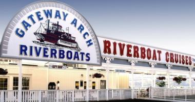 gateway arch riverboats