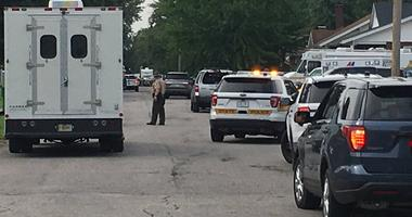 Police standoff in East St. Louis