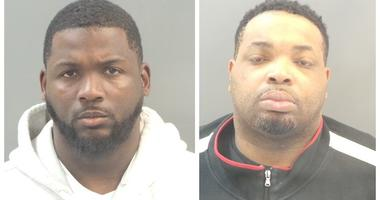 suspects in car break-ins arrested