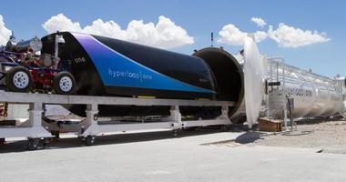 Missouri's first Hyperloop pod on display in KC this weekend