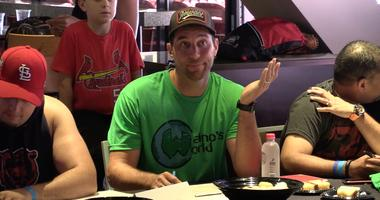 Waino impressed again by 'giving heart, giving soul' of STL