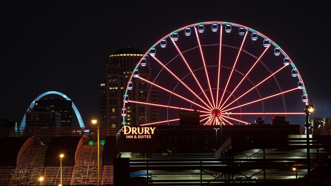 St. Louis Wheel opening date revealed