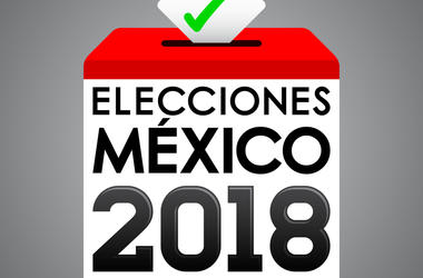 Elecciones Mexico 2018, Mexico Elections 2018 spanish text