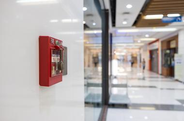 Fuego En Un Centro Comercial