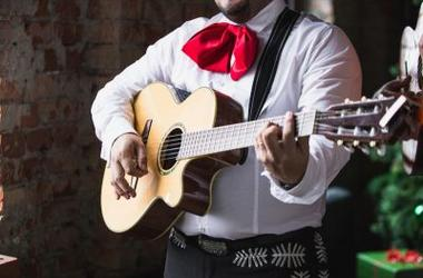 Mariachi Guitar