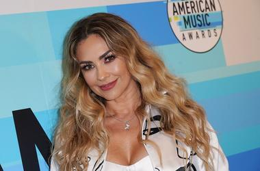 Recording artist/actress Aracely Arambula attends Telemundo's Q&A session about the contribution of latinas in the music world at Los Angeles Film School on October 23, 2018 in Los Angeles, California.