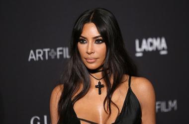 Kim Kardashian attends the 2018 LACMA Art + Film Gala at LACMA on November 03, 2018 in Los Angeles, California.