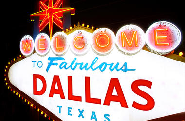 Welcome to Dallas (signal like Las Vegas)