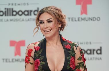 Aracely Arambula attends the Billboard Latin Music Awards at Watsco Center on April 27, 2017 in Miami, Florida.