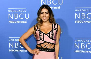 Maria Leon attends the 2017 NBCUniversal Upfront at Radio City Music Hall on May 15, 2017 in New York City.
