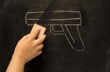 Suicide in school classroom