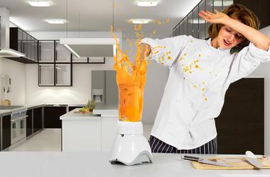 Nutribullet supuestamente explota y causa quemaduras