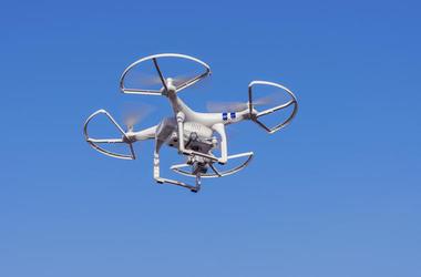 Perrito Rescatado Por Drone