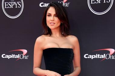 18 July 2018 - Los Angeles, California - Eiza Gonzalez. The 2018 ESPYS held at the Microsoft Theater.